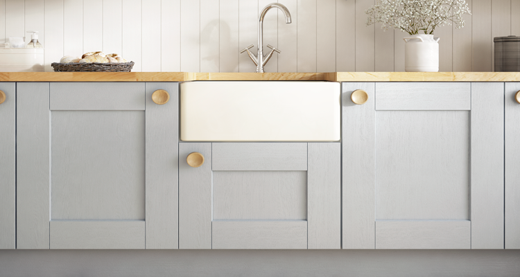 Whitby French Grey Laura Ashley Kitchens By Design