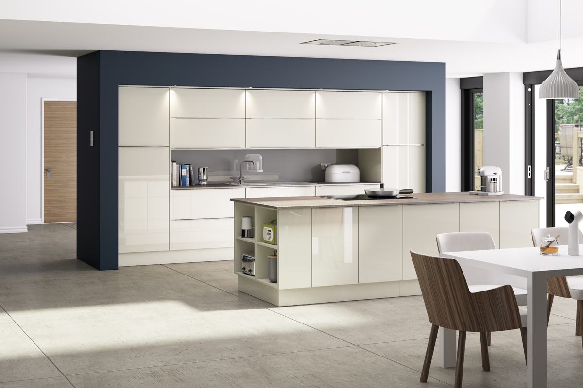 kitchen by design hull inline gloss ivory kitchens by design 835