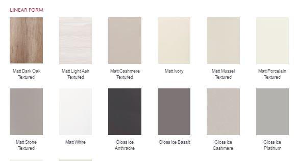 bedale colours